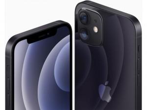Apple iPhone 12 256GB Fekete Okostelefon