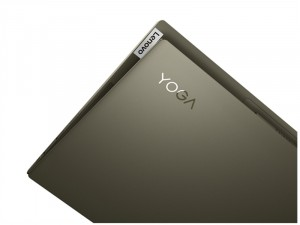 Lenovo Yoga Slim 7 82A1001UHV 14,0 FHD LED - Intel® Core™ i7 Processzor-1065G7, 16GB DDR4, 512GB SSD, Intel® Iris Plus Graphics, Windows 10 Home, Sötétzöld Laptop