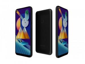 Samsung Galaxy M11 32GB 3GB RAM Dual-SIM Fekete Mobiltelefon