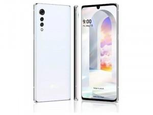 LG Velvet G900 5G 128GB Fehér Okostelefon