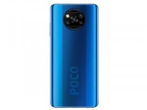 Xiaomi Pocophone X3 NFC 128GB 6GB Dual-SIM Kék Okostelefon