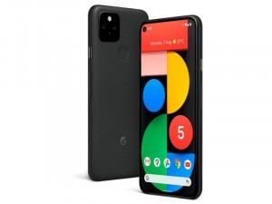 Google Pixel 5 5G 128GB 8GB RAM Fekete Okostelefon