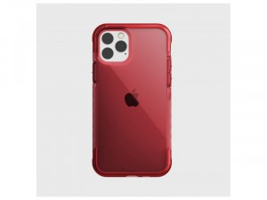 Apple iPhone 11 Raptic Defense Air Piros védőtok