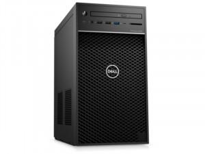 Dell Precision T3640 DPT3640-26 munkaállomás - Intel® Core™ i7 Processzor-10700, 8GB DDR4, 256GB SSD, NVIDIA Quadro P620 2GB, Win10 Pro MUI, Fekete Asztali Számítógép