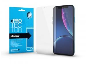 Apple iPhone Xr Ultra Clear kijelzővédő fólia