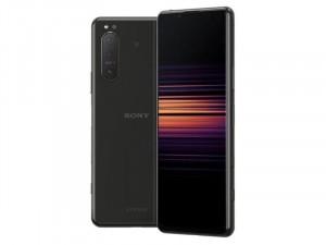 Sony Xperia 5 II 128GB 8GB DualSim Fekete Okostelefon