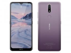 Nokia 32GB 2.4 2GB Dual-SIM Lila Okostelefon