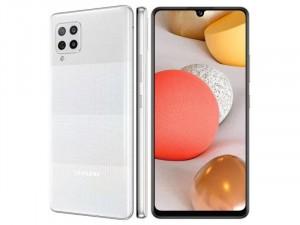 Samsung Galaxy A42 A426B 5G 128GB 4GB DualSim Fehér Okostelefon
