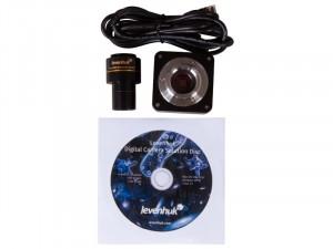 Levenhuk MED D40T Digitális Trinokuláris Mikroszkóp 16 MP kamerával, 40x-1000x (74006)