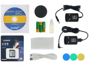Levenhuk D400 LCD digitális mikroszkóp (75422)