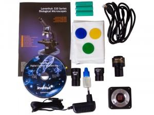 Levenhuk D320L PLUS 3.1M digitális monokuláris mikroszkóp (73796)