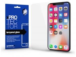 Apple iPhone X (0.20mm) Edzett üveg kijelzővédő fólia
