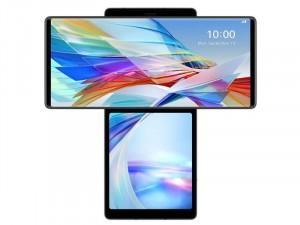 Bontott - LG Wing 5G 128GB 8GB RAM Dual Sim Szürke Okostelefon