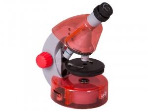 Levenhuk LabZZ M101 Narancssárga Mikroszkóp (70224)