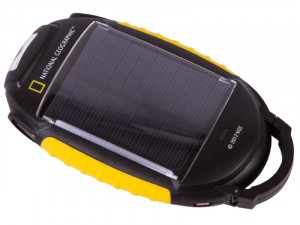 Bresser National Geographic 4 az 1-ben napelemes töltő (73041)