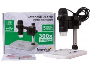 Levenhuk DTX 90 digitális mikroszkóp (61022)