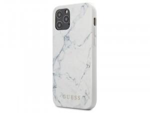 Apple iPhone 12 mini Guess Fehér Polikarbonát+Poliuretán tok