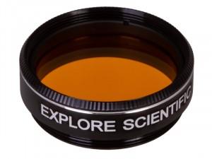 Explore Scientific sárga N15 1,25 colos szűrő teleszkópokhoz (74790)