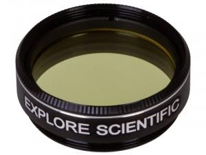 Explore Scientific világos sárga N8 1,25 colos szűrő teleszkópokhoz (74791)