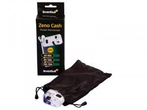Levenhuk Zeno Cash ZC12 zsebmikroszkóp (74113)