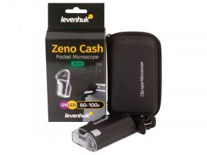 Levenhuk Zeno Cash ZC10 zsebmikroszkóp (74112)