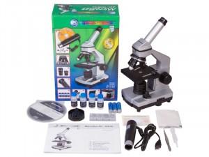 Bresser Junior 40x–1024x mikroszkóp (26753)
