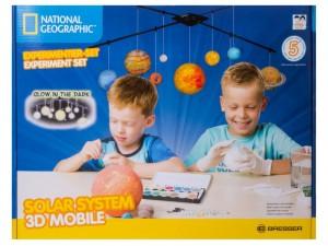 Bresser National Geographic naprendszer felfedező készlet (73764)