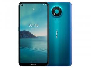 Nokia 3.4 64GB 3GB RAM Dual Sim Kék Okostelefon