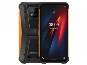 Ulefone Armor 8 64GB 4GB Dual-SIM Narancssárga Okostelefon
