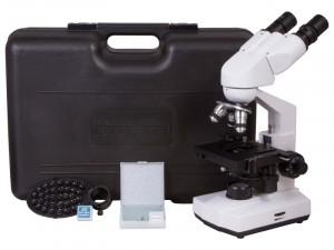 Bresser Erudit Basic 40–400x binokuláris mikroszkóp (73761)