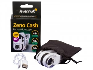 Levenhuk Zeno Cash ZC7 zsebmikroszkóp (74110)