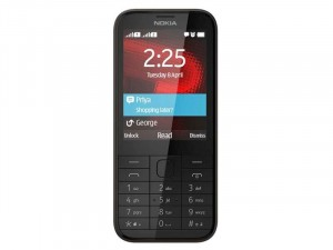 Nokia 225 4g Dual Sim Fekete Mobiltelefon