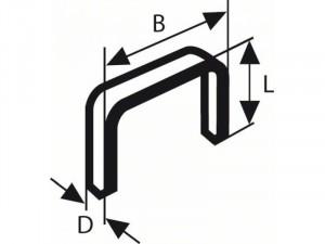 Bosch Laposhuzal-kapocs, típus: 57