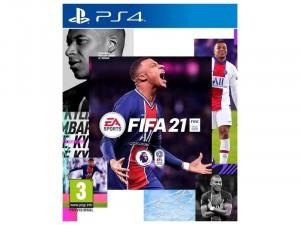 Fifa 21 Playstation 4 Játékszoftver
