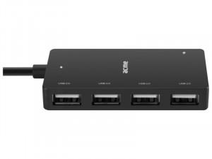 ACME 4 portos USB HuB Fekete