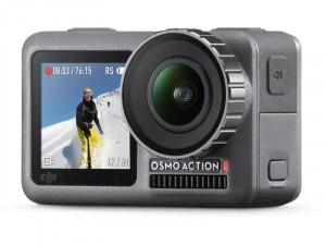 DJI Osmo Action - 4K HDR Akciókamera
