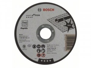 Bosch vágókorong INOX 125x1 mm AS60T