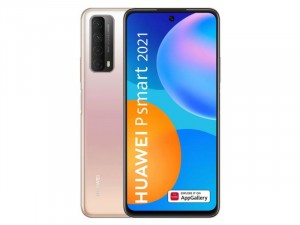 Huawei P Smart 2021 128GB 4GB Dual-SIM Arany Okostelefon