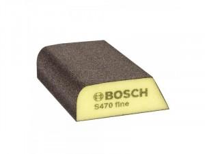 Bosch csiszolószivacs finom 69x97x26mm