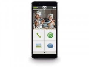 Emporia Smart 3 Mini 16GB Fekete Okostelefon