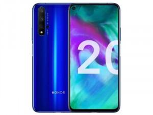 Honor 20 128GB 8GB LTE DualSim Kék Okostelefon