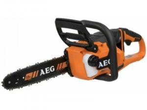 AEG 18 V szénkefe nélküli láncfűrész, 30 cm láncvezetővel, akkumulátor és töltő nélkül - ACS18B30 - (4935471337)