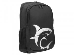 White Shark GBP-006-B/S Scout Gamer hátizsák, Fekete-Szürke 15,6