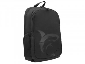 White Shark GBP-006-B Scout Gamer hátizsák, Fekete 15,6.