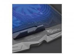 White Shark CP-25 Ice Warior Notebook hűtő, 4 ventillátorral