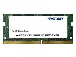 Patriot DDR4 2666MHz 8GB Signature Line CL19 notebook memória