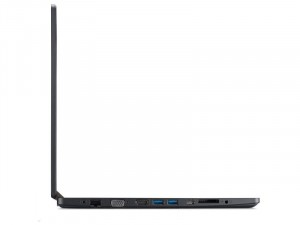 Acer TravelMate TMP215-52-53V0 15,6FHD, Intel® Core™ i5 Processzor-10210U, 8GB DDR4 RAM, 512GB SSD, Intel® UHD Graphics Fekete laptop