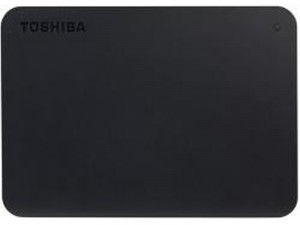Toshiba Canvio Basic 2TB USB 3.0 Fekete Külső merevlemez