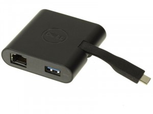 DELL ADAPTER - USB-C TO HDMI/VGA/ETHERNET/USB 3.0 (DA200)