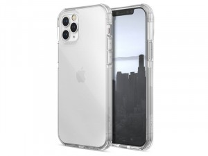 Apple iPhone 12 Pro Max Raptic Defense Clear Átlátszó TPU + PC tok